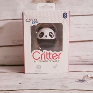 Cylo Pop Critter Panda Bluetooth Speaker